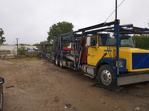 Car carrier trailer for Sale in Dallas, TX