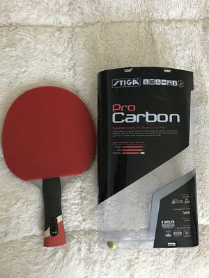 Stiga Table tennis Racket for Sale in Dallas, TX