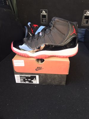 Air Jordan 11 Bred SZ 5.5 DS for Sale in Chicago, IL