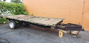 15ft x 7ft trailer for Sale in Dearborn Heights, MI