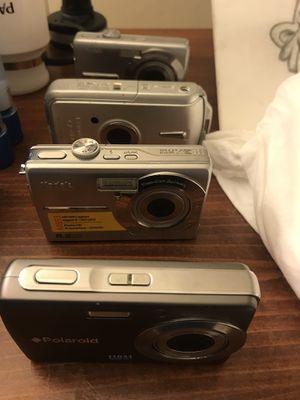 Digital cameras 4 of them for Sale in Santa Ana, CA
