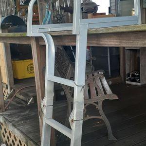 Folding Pontoon Boat Ladder for Sale in Winter Haven, FL