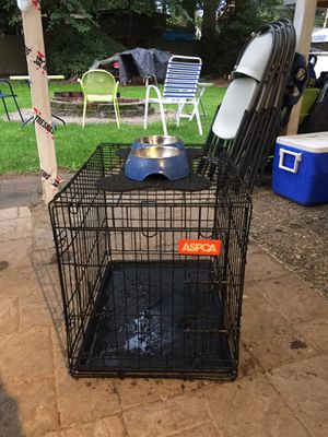 ASPCA folding dog kennel for Sale in Bonney Lake, WA