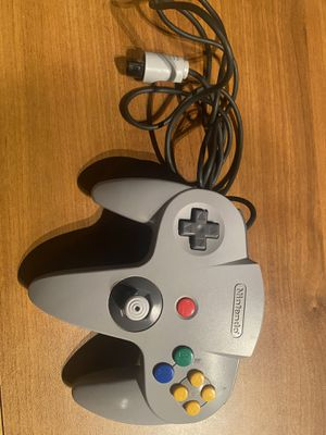 Original N64 Controller Grey for Sale in Renton, WA