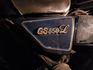1980 Suzuki gs850l for Sale in Pierz, MN