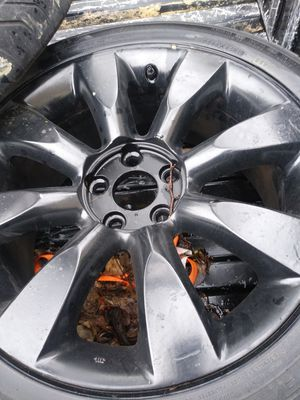 06-11 infinity m35 m45 rims and tires for Sale in Dallas, TX