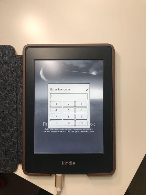kindle tablet