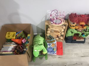 Toys ( all for 60$ ) for Sale in Boston, MA