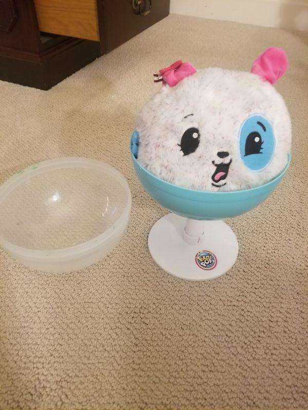 Pikmi pops surprise plush toy