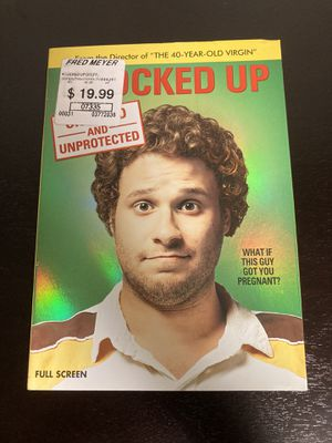 Knocked Up Full Screen DVD for Sale in Issaquah, WA