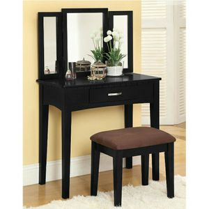 Black Beauty Vanity for Sale in Victorville, CA
