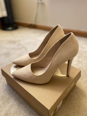 Nude heels size 8 for Sale in OH, US