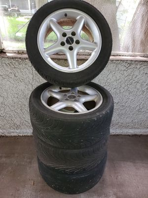 Roush Aluminum Rims & Tires for Sale in MAGNOLIA SQUARE, FL