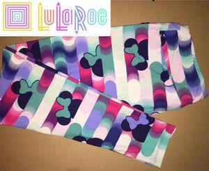 LuLaRoe TC Leggings Disney Minnie Mouse for Sale in Creve Coeur, IL