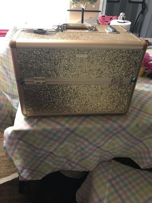 Large Makeup/beauty/jewelry case!!! for Sale in Norwalk, CA