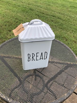 Enamel Bread/Item Container for Sale in Fuquay-Varina, NC
