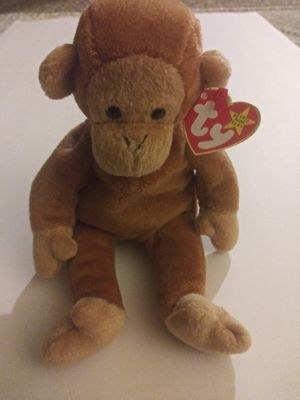 Beanie baby bongo for Sale in Fremont, CA