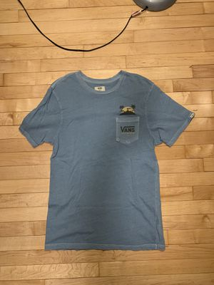 Original Vans T-shirt for Sale in Billerica, MA
