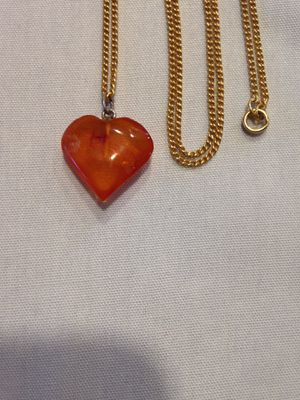 NEW AMBER NECKLACE for Sale in Wilkes-Barre, PA