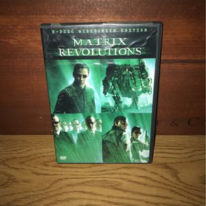 Matrix Revolutions for Sale in Manchester, CT