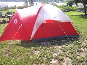 Coleman Ara 6 Man Tent 10x9 for Sale in Winter Haven, FL