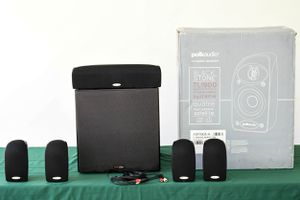 Polk Audio Blackstone TL1900 5.1 Home Theater System Surround Sound Speakers for Sale in Whittier, CA