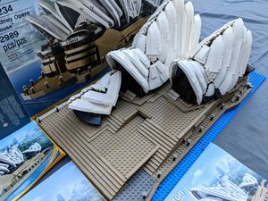 Lego Sydney Opera House in Great Condition for Sale in Long Beach, CA