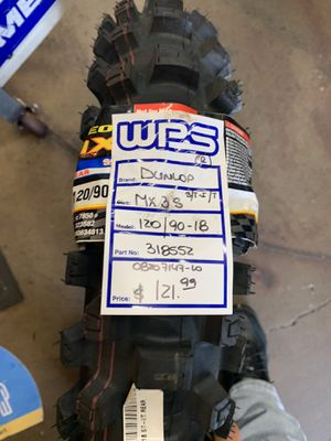 Brand new dirt bike tire for Sale in San Francisco, CA