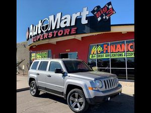 2016 Jeep Patriot for Sale in Chandler, AZ