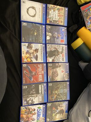Ps4 game for Sale in Antelope, CA
