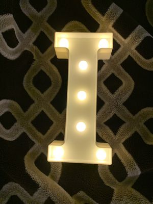 LED letter i . for Sale in Queens, NY