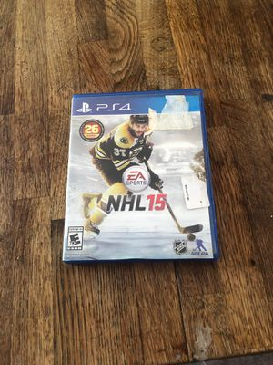 NHL 15 ps4 for Sale in Woonsocket, RI