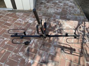 Swagman XC 2 bikes hitch carrier for Sale in Fountain Valley, CA