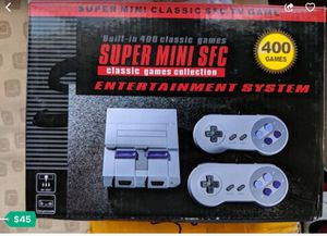 Brand new super Nintendo mini's for Sale in San Francisco, CA