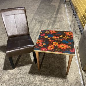 Kid Table & Chair for Sale in Arlington, TX
