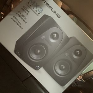 Sterling MX3 Speakers for Sale in San Diego, CA