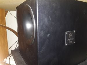 Logitech Z-5300 multimedia PC, Gaming speakers for Sale in Austin, TX