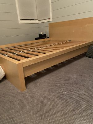 Queen SIze Bed Frame for Sale in Roscommon, MI