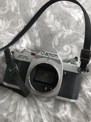 Canon AV-1 Film Camera for Sale in Belle Isle, FL