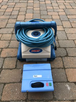 Aquabot Fury Bravo III robot pool cleaner for Sale in Monroe Township, NJ