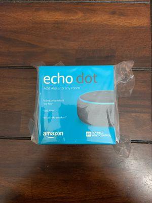 Echo Dot BRAND NEW for Sale in Boca Raton, FL
