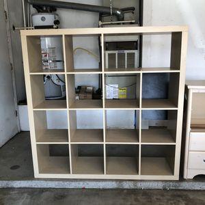 IKEA Kallax Shelf for Sale in Bakersfield, CA
