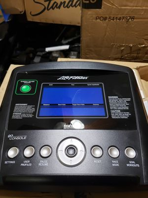 Lifetime fitness elliptical console ONLY for Sale in Columbus, OH