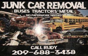 Junk car for Sale in Stockton, CA