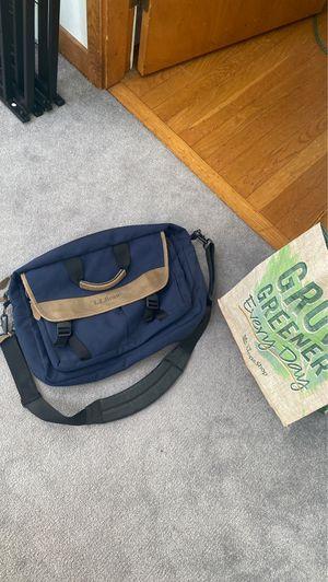 LLBean Messenger Bag for Sale in Winthrop, MA