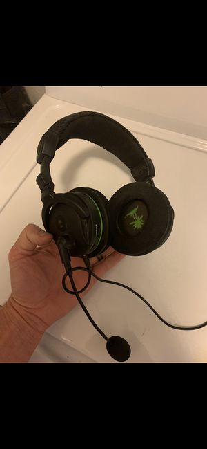 Turtle beach gaming headphones for Sale in Sun City, AZ