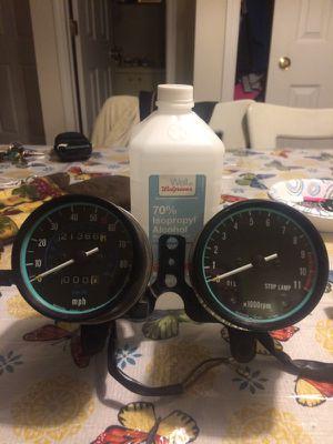 Kawasaki Motorcycle speedometer tachometer for Sale in Staten Island, NY