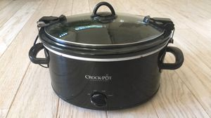 Large Crockpot Slowcooker for Sale in Columbia, PA