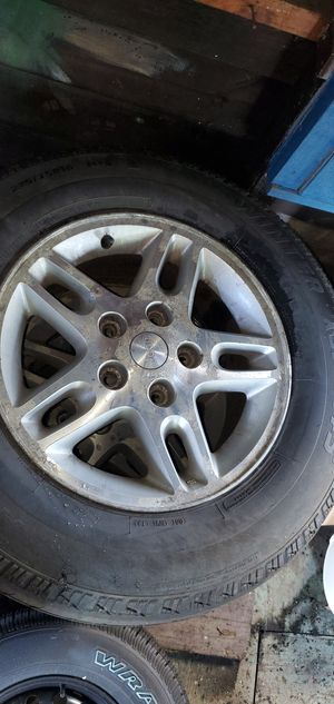 16inch jeep wheels for Sale in Greensburg, PA