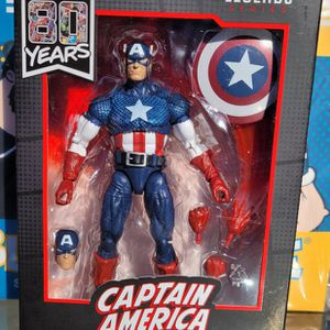 Marvel Legends Captain America for Sale in Los Angeles, CA
